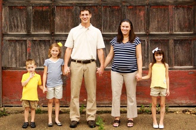 Rickerd Family